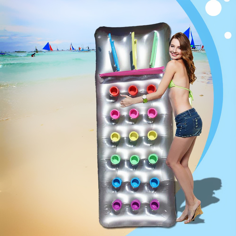 172*60*18cm Inflatable Pool Float Toys Ride-on Water Toys Women Summer Holiday Swimming Pool Air Mattress Outdoor Fun Sport Toys(China (Mainland))