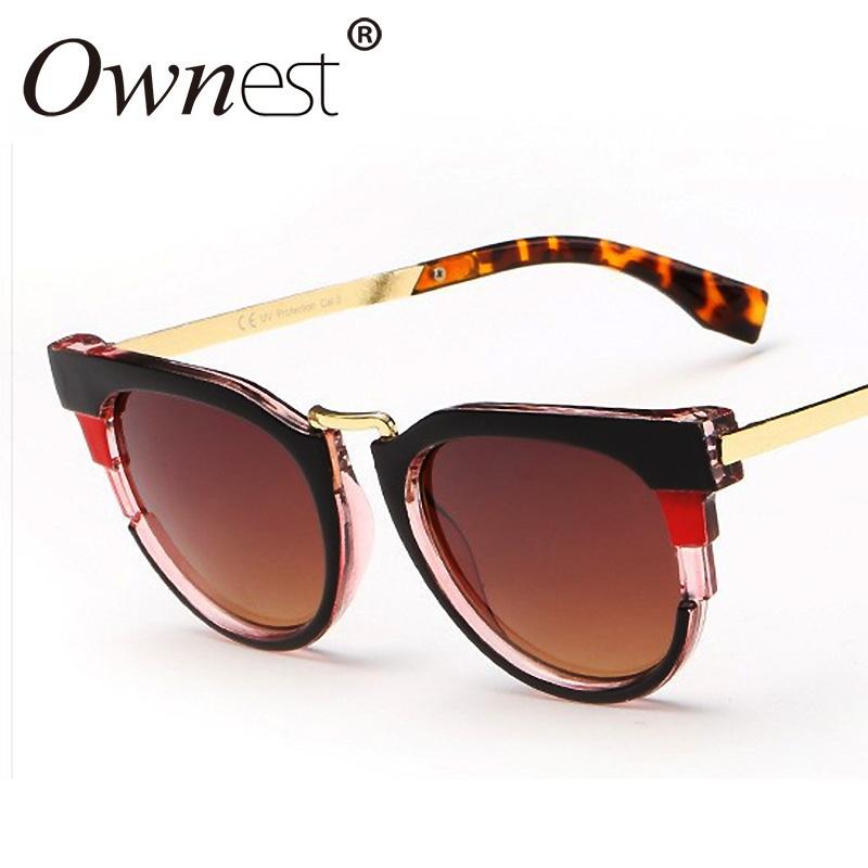Glasses For Women 2016 Fashion Summer Style Sunglasses Cat ...