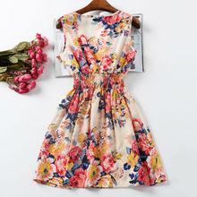 Summer Women Dress Vestidos Casual Clothing Female Tropical Bohemian Mini Dress Beach Vestidos De Renda Ladies