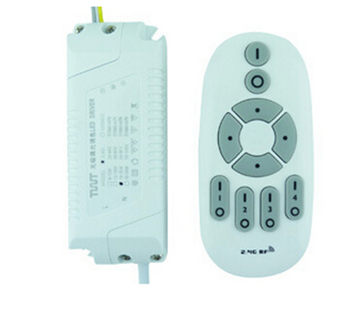 ir wireless remote control 2.4 g led controller dimmer color temperature and luminance control cellphone control(China (Mainland))