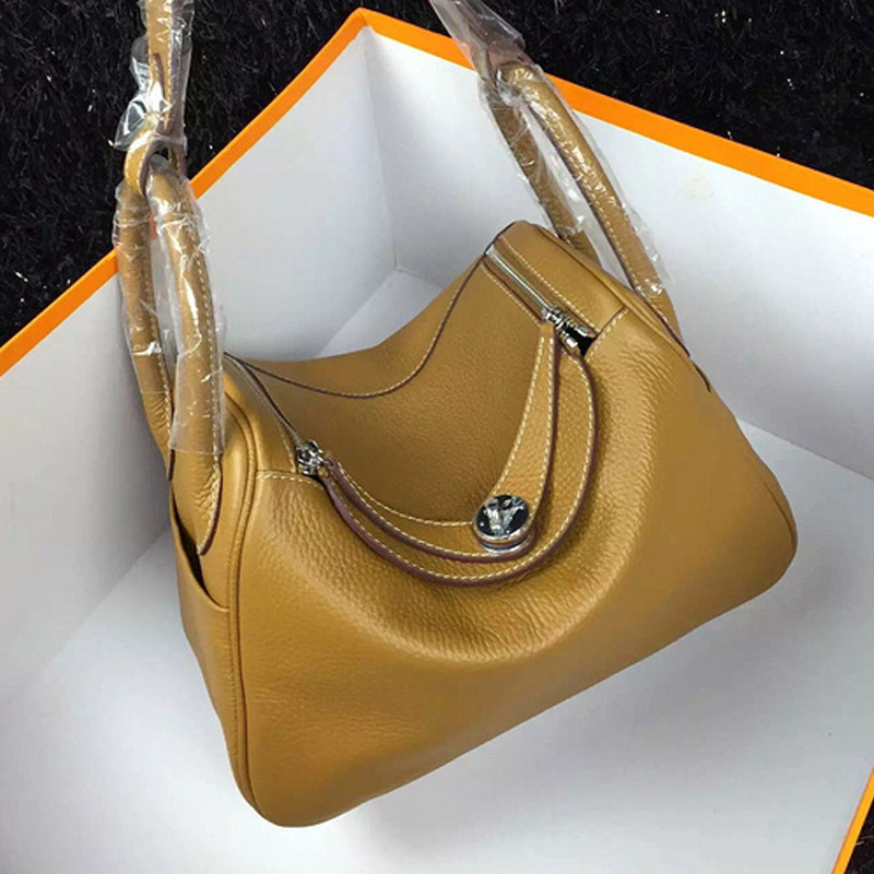 Famous H Women Bag Genuine Leather Lady Shoulder Bags Brands Designers High Quality Fashion Brown Female Large Evening Bags<br><br>Aliexpress