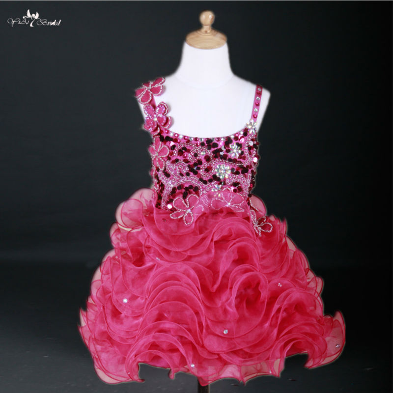 Online Buy Wholesale girls cocktail dress kids from China girls ...