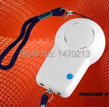Portable alarm, self-defense equipment, woman old man child risk emergency protection person alarm Self Defense Supplies