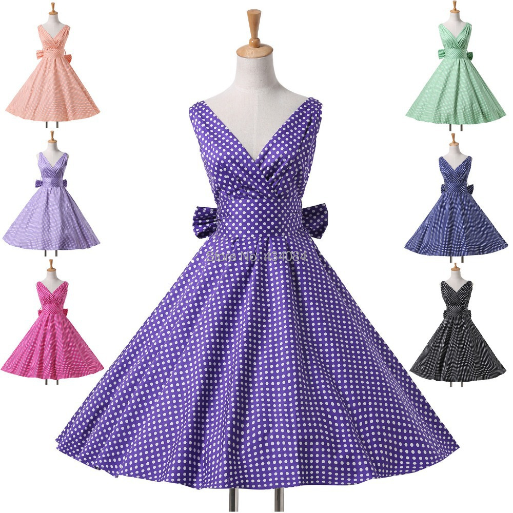 Vintage 50 Dresses