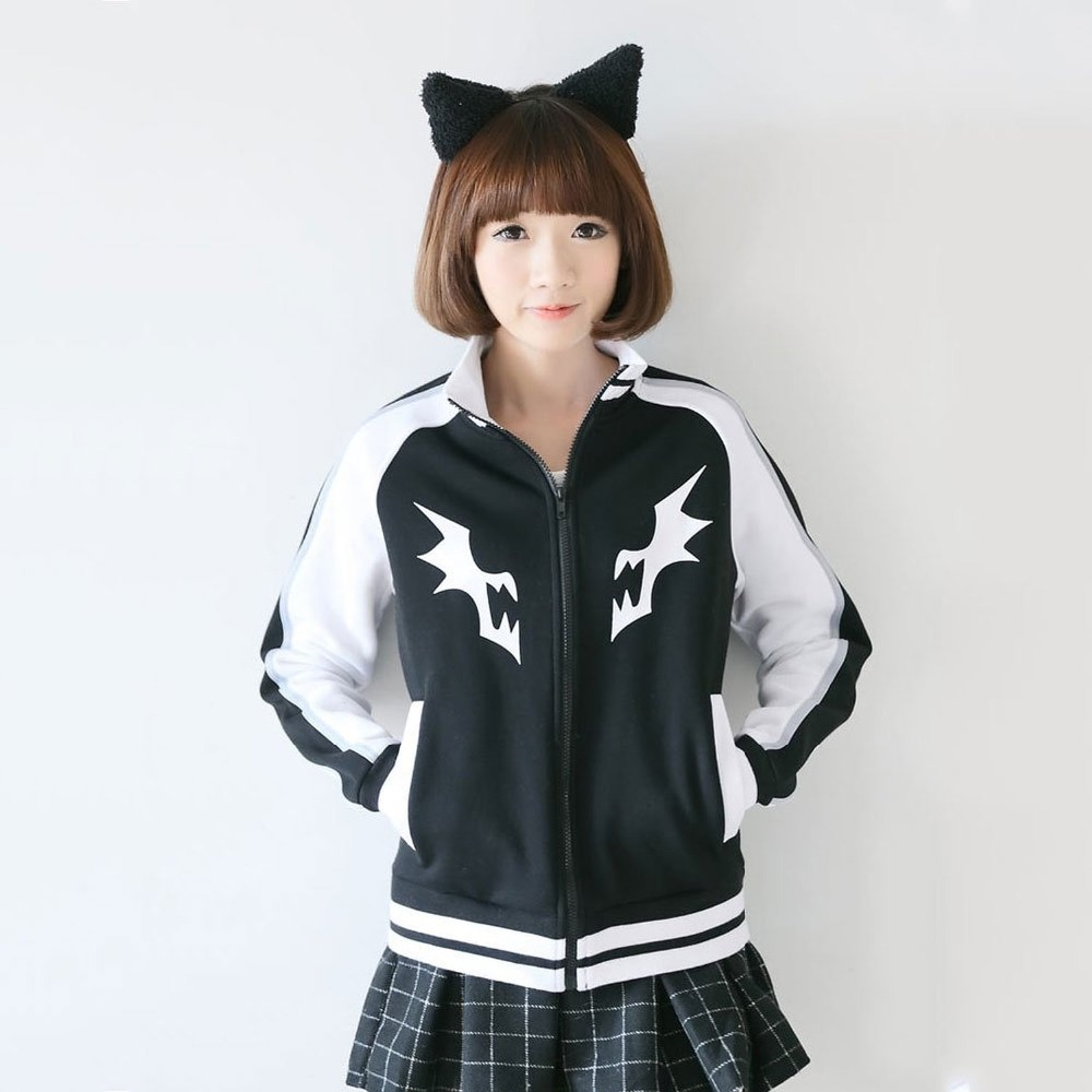 KILL la KILL Ryuko Matoi Jacket Hoodie Cosplay Costume(China (Mainland))