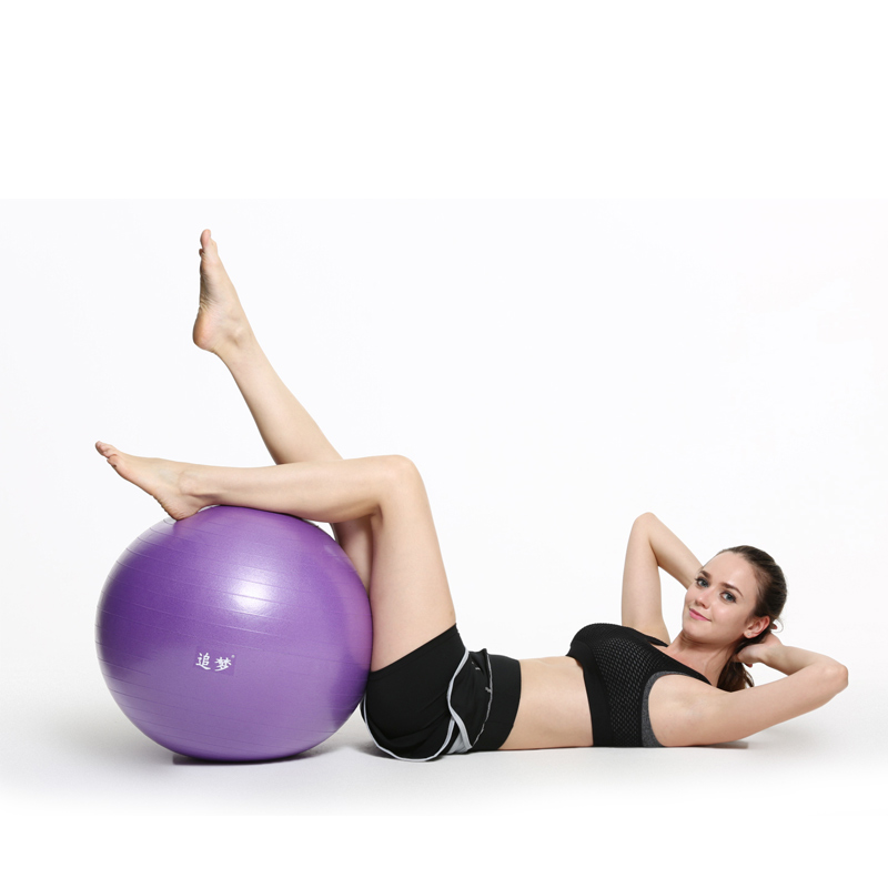 Pilates balance ball promotion achetez des pilates balance for Housse ballon yoga