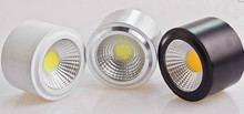 2015 New Spot Led Downlight 1pcs/lot Lamp Surface Mounted Down Lights High-grade Shell, ,advantage Products,high Quality Light (China (Mainland))