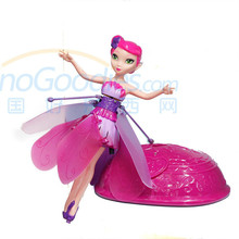 Hong Shan  BN-927  Beautiful Fly Fairy,Flying Toy For Children Free Shipping(China (Mainland))