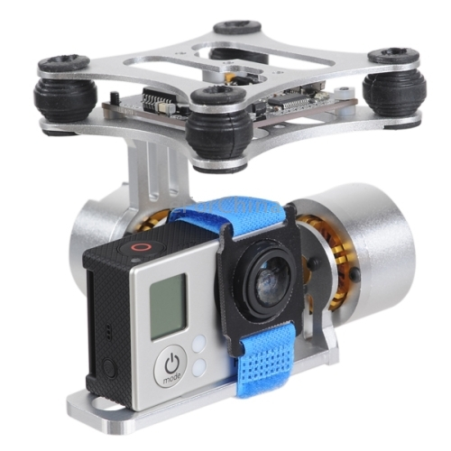 DJI Phantom Brushless Gimbal Aluminum Camera Mount With