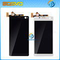 Black White LCD Display with Touch Screen Digitizer Assembly For Sony for Xperia C4 E5303 E5306