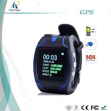 Watch GPS Tracker gsm gprs gps tracker personal gps tracking personal tracker for kids, adult, senior citizen(China (Mainland))