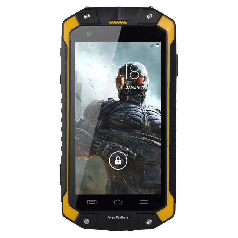 """NO1 4.5"""" Android 4.4.2 Waterproof 3G/2G Smartphone Unlocked MTK6572 Dual Core Cell Phone Dual SIM Dual Standby 8MP Mobile Phone(China (Mainland))"""