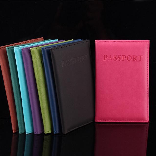 Горячие продаж визитная карточка женщины заграничного паспорта владельца искусственная ...