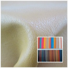 Crack elephant grain style textile leather 85 colors PU synthetic vinyl leather fabric for bag belt sofa faux leather fabrics(China (Mainland))