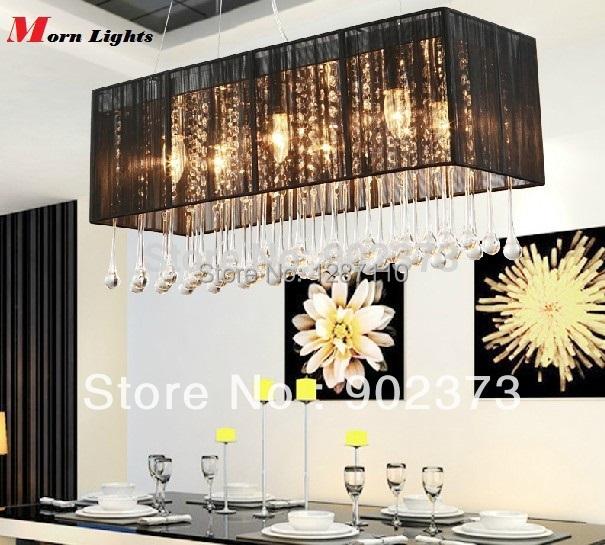 Fashion crystal pendant light luxury hanging lamp light E14 LED lights for dining Room restaurant lighting<br><br>Aliexpress