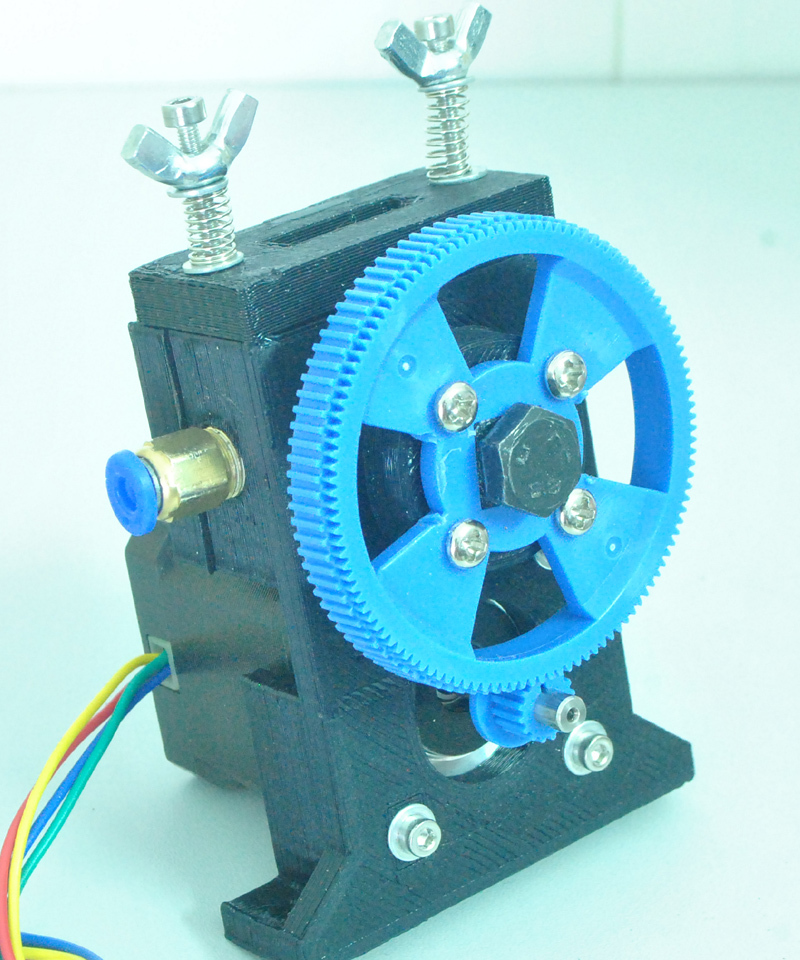 Free shipping 3D printer parts wade wade's Extruder / Wire feeder /Remote extruder / Customized design Without stepper motor(China (Mainland))