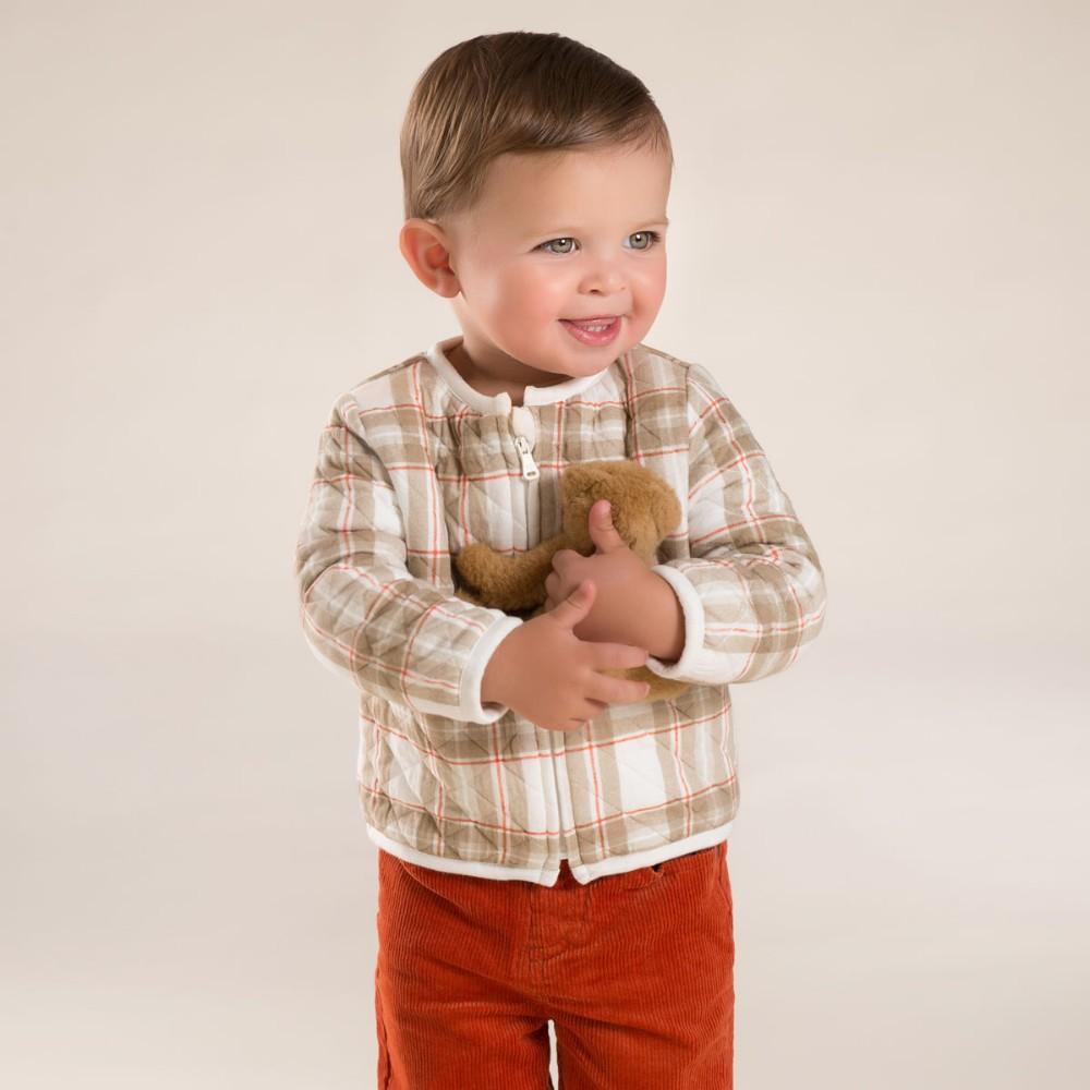 Скидки на DB4273-B davebella осень мягкий топ базовая куртка для детей пальто детская одежда для мальчика