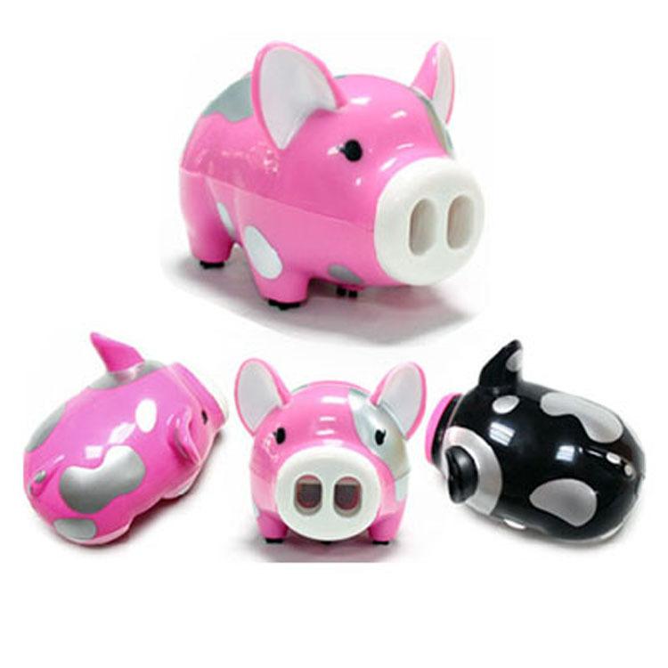 Wholesale camouflage Feifei pig Mini Vac vacuum cleaner creative fashion Desktop Mini Vac Supplying(China (Mainland))