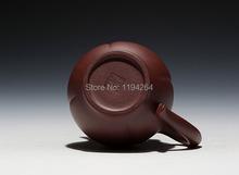 Yixing Zisha Clay Pottery Handmade Ware Cha Hai Tea Serving Pitcher 280ml