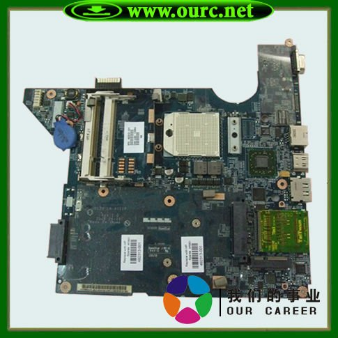 Motherboard For HP CQ40 motherboard 492313-001 working perfectly(China (Mainland))