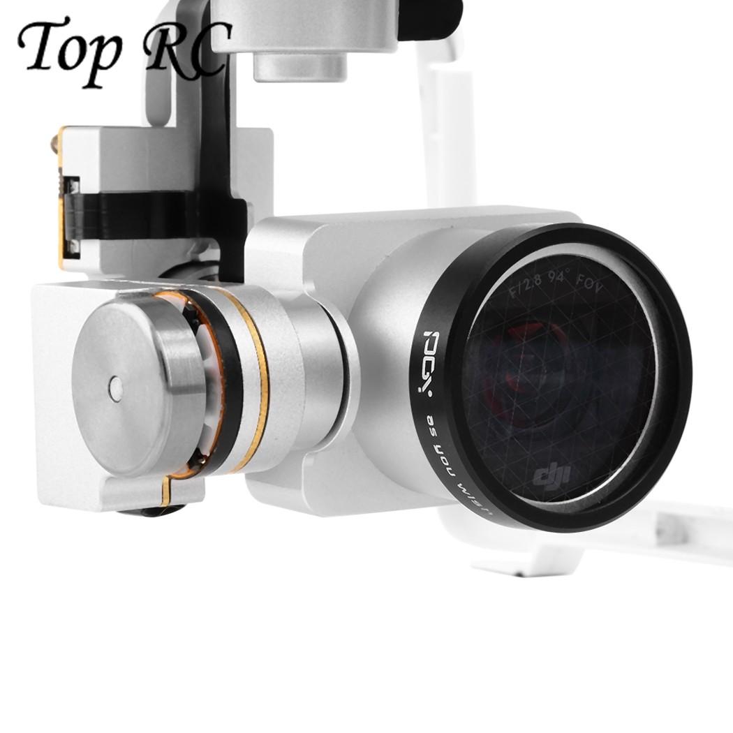 1PCS Pro Advanced Camera 6X Star Point Cross Line Optical Filter Lens For DJI Phantom 3
