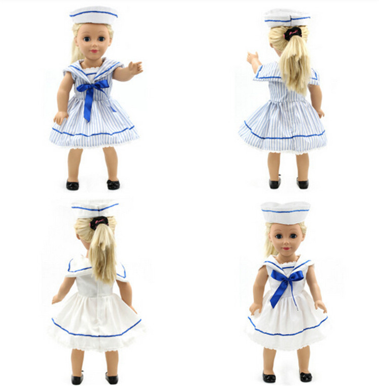 "New style Popular AMERICAN PRINCESS 18"" girl doll clothes"