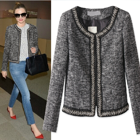 Womens Tweed Jacket | Jackets Review