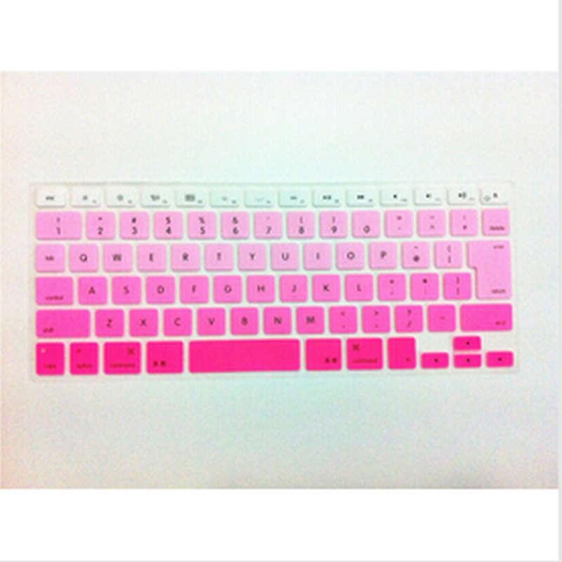 Rainbow JP font b keyboard b font Color English KeyboardX15 font b Cover b font Skin