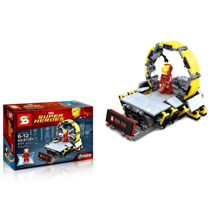 Construction Building Toys Toy Mini Figure Building