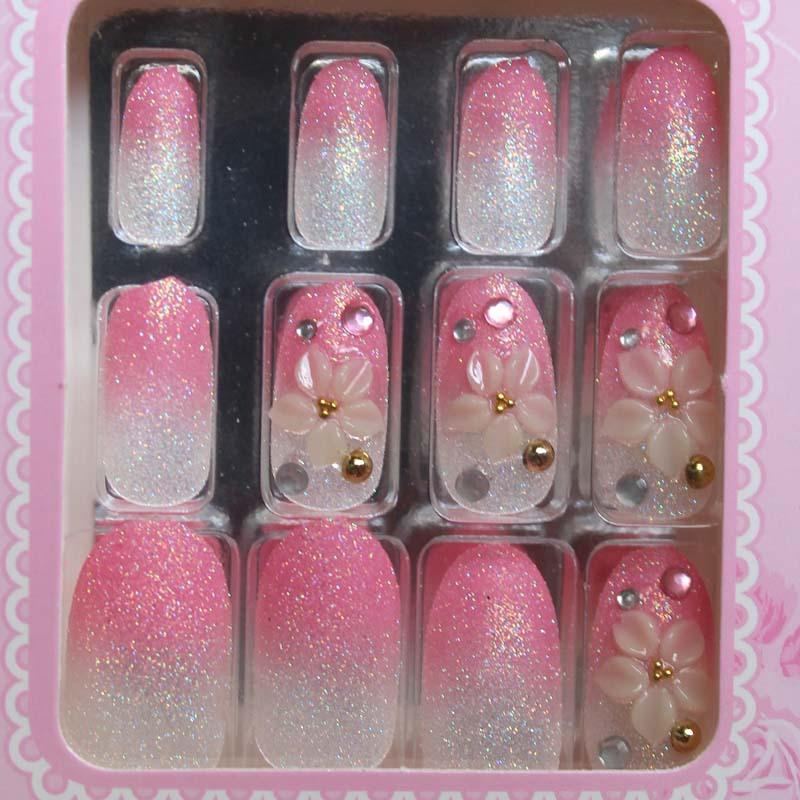 Фото детские накладные ногти