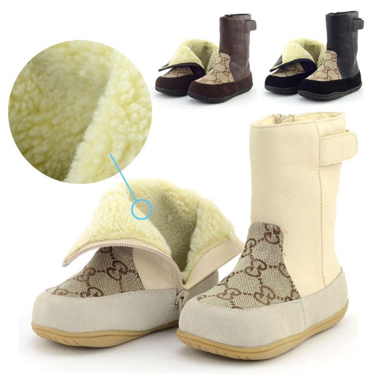 Дети младенцы хлопок - мягкий обувь дети снегоступы мальчики девочки inverno сапоги дети средний - ног сапоги зима обувь