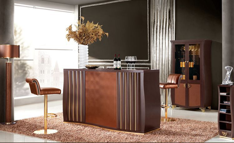 Design italien meubles de maison moderne armoire mobilier for Bar de salon moderne