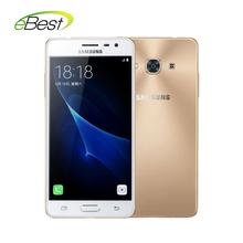 "Buy Original Samsung Galaxy J3 Pro J3110 5.0"" smartphone 4G LTE Quad Core Snapdragon 410 2GB RAM Dual SIM 8.0MP NFC Cell phone for $146.99 in AliExpress store"