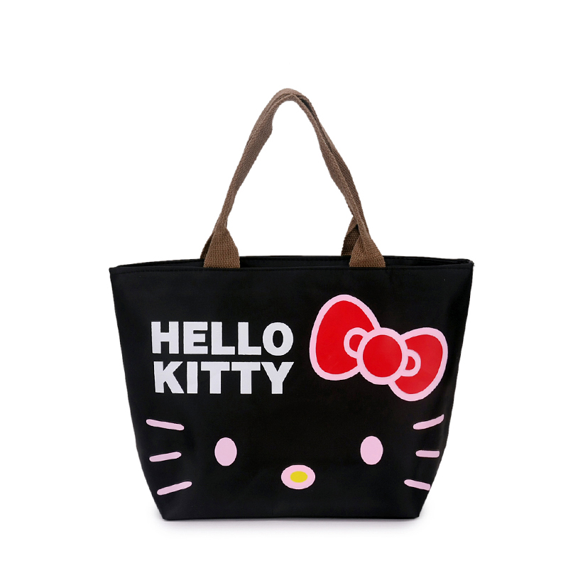 Unique Sanrio Hello Kitty Red Mini Shoulder Bag Peeking For Women