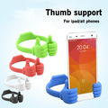 Mobile phone Holder Thumbs Modeling Phone Stand Bracket Holder Mount for ipad iPhone6 5S Samsung Cell