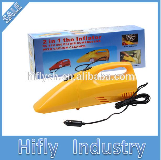 HF-804 DC 12V Car Vacuum Cleaner Mini Portable Car Vehicle Handheld Vacuum Cleaner( CE Certificate)(China (Mainland))