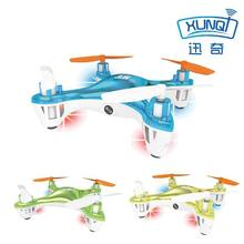 Free shipping 2.4G 4CH Quadcopter with one key return base function(China (Mainland))