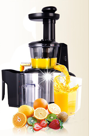 Top Slow Speed Juicer : Top quality Stainless steel matt juice machine fruit juicer slow speed grind-inJuicers from Home ...