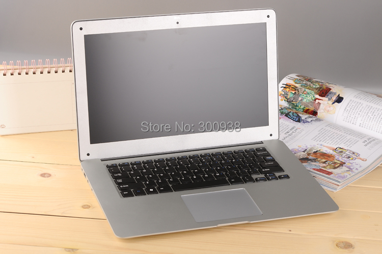 Brand New 14 inch Laptop Computer Intel Atom N2600 1.6GHz 4GB DDR3 RAM 160GB HDD WIFI HDMI Webcam Windows 7 laptop 14 inch(Hong Kong)