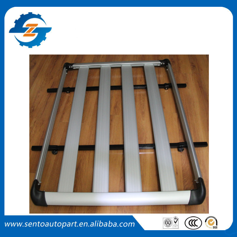 Universal Aluminium alloy SUV roof rack top luggage carrier fit for universal car(China (Mainland))