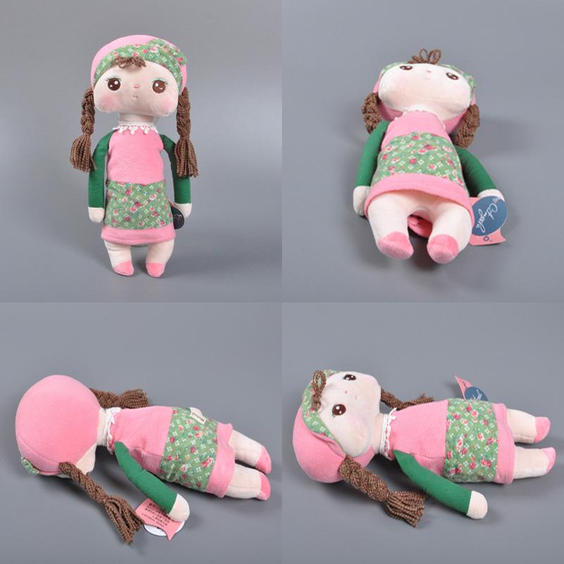 Metoo baby plush toy Sweet Cute Angela rabbit Cartoon Movies & TV stuffed Toy doll Anime Christmas Gifts Birthday Gift(China (Mainland))
