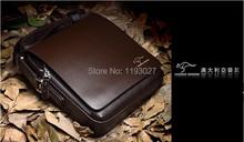 men Messenger Bags shoulder bags man s bag big promotion genuine Kangaroo leather shoulder bag casual