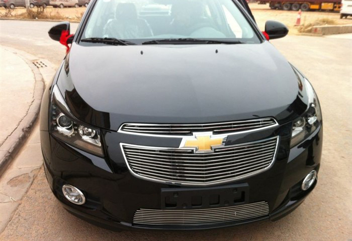 Здесь можно купить  Front Grille Around Trim Racing Grills Trim for Chevrolet Cruze 2009 2010 2011 2012 2013  Автомобили и Мотоциклы