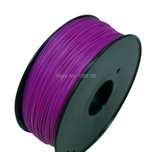 Free Shipping 8 colors 3d printer filament HIPS 1.75mm/3mm 1kg plastic Rubber Consumables Material MakerBot/RepRap/UP/Mendel