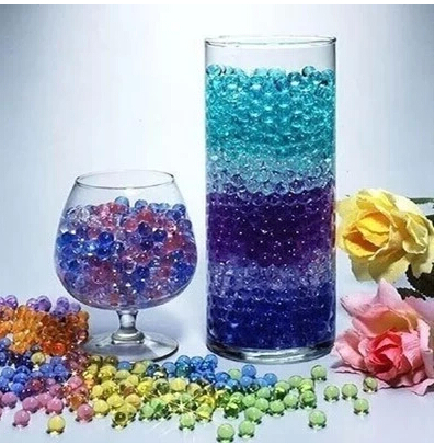 Купить Дом и Сад  Free shipping 2015 New 10 Bags/lot magic Crystal Mud Soil Water Beads for flower garden planting 3g/bag 12 colors ZS01-10 None