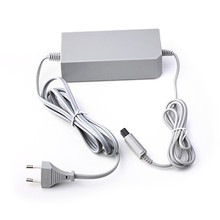 EU Plug Travel AC Power Adapter/Charger for Wii Console – (100~240V AC)
