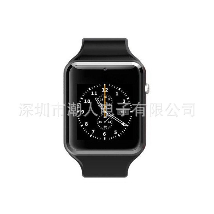 Smart card Q8 watch phone can Bluetooth Andrews Students Children Wear waterproof camera calls bracelet(China (Mainland))
