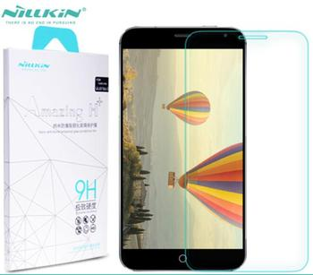 Free Shipping Nillkin Amazing H+ Anti-Explosion Tempered Glass Screen Protector Film For Meizu MX4