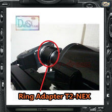 Buy Third-party Lens mount Adapter Ring T2-NEX T-NEX Sony NEX E Mount body NEX3 A6000 NEX5 NEX5N NEX7 A5000 & T2 Lens NEX6 for $10.50 in AliExpress store