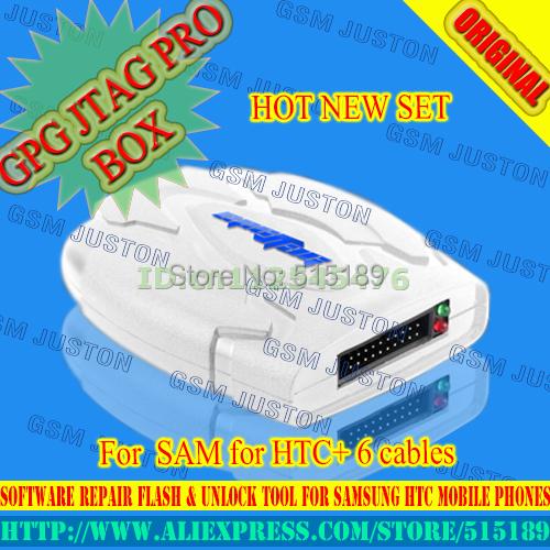 GPG Jtag Box - Software Repair Flash & Unlock Tool for Samsung HTC Google LG Motorola Huawei Mobile Phones Fast Shipping(China (Mainland))